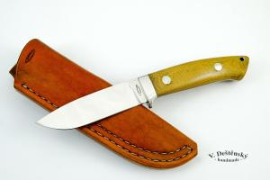 No.320 - drop point N695/micarta