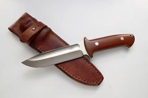 No.422 - military style knife N695/Textit