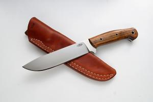 No.417 - Camping knife D2/Ovangol