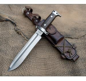 Big survival knife